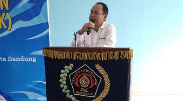 125 Wartawan Ikuti Kegiatan OKK PWI Jawa Barat