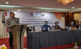 50 Orang Peserta Jurnalis di Cirebon Mengikuti  Uji Kompetensi Wartawan