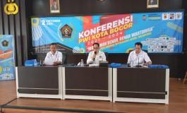 Arihta Subakti Terpilih Kembali Sebagai Ketua PWI Kota Bogor Periode 2021-2024