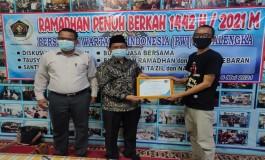 Bukber PWI Diwarnai Tausyiah Ramadhan, Santunan Anak Yatim dan Diskusi Kamis Berkah