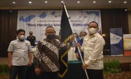 Hilman Hidayat Pimpin PWI Jabar 2021-2026