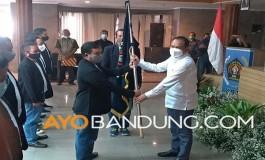 Ketua PWI Jabar Kukuhkan Pengurus Baru PWI Bandung Barat