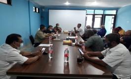 Kunjungan Pengurus PWI Kota Cimahi
