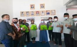 PWI-Baznas Berkolaborasi Salurkan Bantuan Bagi Warga Terdampak Covid-19