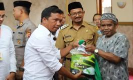 PWI Garut Salurkan 150 Paket Sembako
