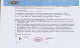 PWI Jabar Imbau Media Sajikan Berita Edukatif dan Informatif Terkait Corona