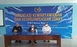 PWI Jawa Barat Upayakan Regenerasi Melalui OKK