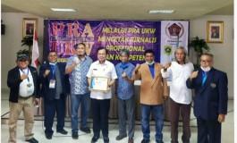 PWI Kabupaten Bogor, Hadirkan Empat Nara Sumber di Kegiatan Sosialisasi Pra UKW.