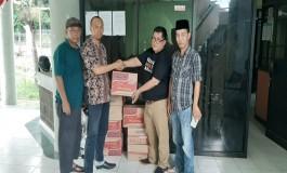 PWI Kabupaten Bogor Salurkan Donasi untuk Korban Bencana