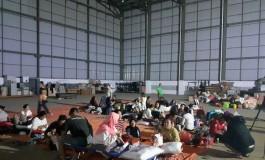 PWI Kota Bogor membuka Posko Peduli Kemanusiaan .