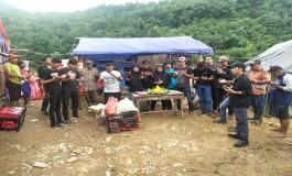 PWI Kota Bogor Syukuran HPN Bersama Warga Sukajaya
