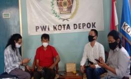 PWI Kota Depok Protes Keras Atas Tindakan Arogansi Kapolrestro Depok Mengusir Wartawan
