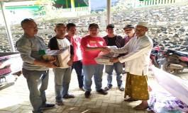 PWI Lebak Bantu Korban Banjir