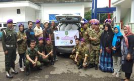 PWI Peduli Sukabumi Galang Dana untuk Korban Bencana