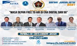 Safari Jurnalistik PWI PUSAT Bekerjasama dengan PT ASTRA