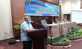 Sambutan Ketua PWI Jabar Pada UKW Angkatan II PWI Kabupaten Cianjur