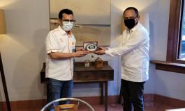Sinergi PWI Jawa Barat - PT Pos Indonesia