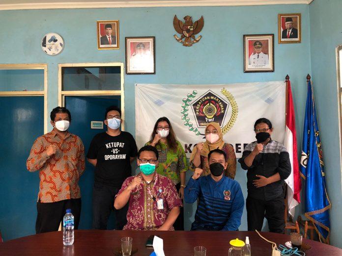 Workshop BNN Kota Depok dan PWI Kota Depok